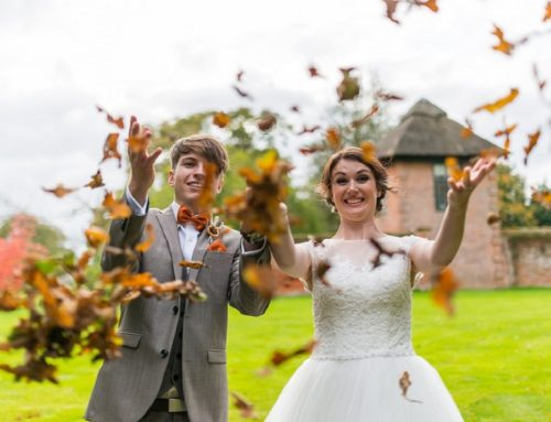 November wedding in Norwich