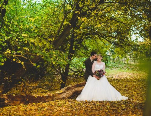 Relaxed autumnal wedding