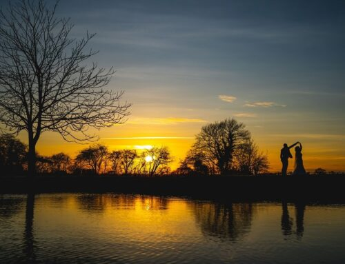 New Year Norfolk Wedding – Never seen anything quite like you