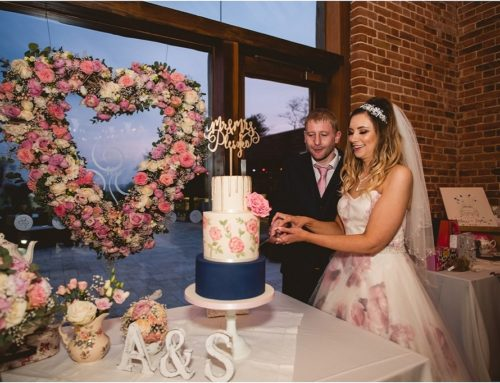 Wow – what a show stopper of a wedding!